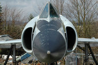56-1125 - F-102 Delta Dagger at Hermeskeil - by Volker Hilpert