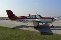 N9040Q @ CPT - At Cleburne Municipal