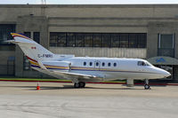 C-FMRI @ FTW - Canadian registered Hawker 800XP at Meacham Field - by Zane Adams