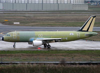 F-WWIP @ LFBO - C/n 3889 - For Iberworld - by Shunn311