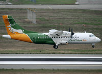 5H-PAK @ LFBO - Landing rwy 14R on return to lessor... - by Shunn311