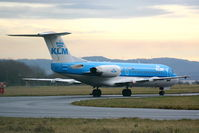 PH-KZH @ EGGP - KLM cityhopper - by Chris Hall