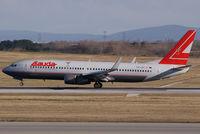 OE-LNT @ VIE - Lauda Air Boeing 737-8Z9(WL) - by Joker767