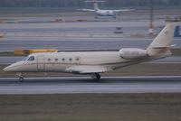 OE-GAS @ VIE - Private IAI Gulfstream G150 - by Joker767