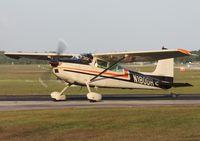 N180DH @ LAL - Cessna 180J