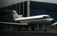CCCP-87351 @ EDDV - Yak-40 Codling of Aeroflot on display at the 1974 Hannover Airshow. - by Peter Nicholson