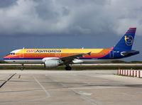 6Y-JAF @ TNCC - Air Jamaica A 320-214 (624) 6Y-JAF @ TNCC / CUR - by John van den Berg - C.A.C