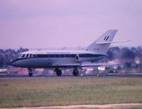 A11-085 @ YMEN - RAAF Dassault Falcon 20