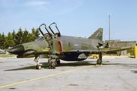 74-1055 @ EDRB - 52nd TFW F-4E (KM25 slidescan) - by FBE