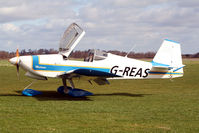 G-REAS @ EGCV - seen @ Sleap - by castle
