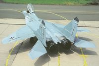 29 12 @ EDSP - JG73 MiG29 at Fliegerhorst Pferdsfeld