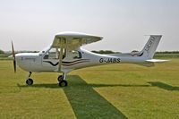 G-JABS @ FISHBURN - Jabiru UL450 at Fishburn Airfield, UK in 2006. - by Malcolm Clarke