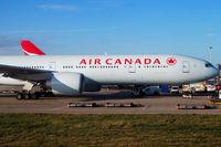 C-FIVQ @ EGLL - Air Canada Boeing 777-300ER - by Hannes Tenkrat