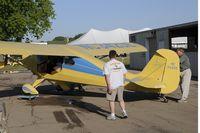 N3420E @ KOSH - EAA AIRVENTURE 2009
