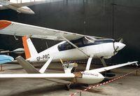 SP-PRC - PZL-105 Flamingo at the Muzeum Lotnictwa i Astronautyki, Krakow - by Ingo Warnecke