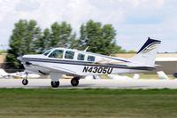 N4305U @ KOSH - EAA AIRVENTURE 2009