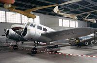 SP-GLC - Cessna UC-78 Bobcat at the Muzeum Lotnictwa i Astronautyki, Krakow - by Ingo Warnecke