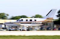 N4358M @ KOSH - EAA AIRVENTURE 2009