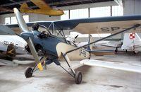 SP-PBB - Panstwowe Zaklady Lotnicze S-4 Kania 3 at the Muzeum Lotnictwa i Astronautyki, Krakow