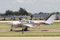 N4701K @ KOSH - EAA AIRVENTURE 2009