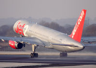 G-LSAJ @ EGCC - Jet2 - by vickersfour