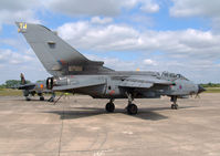 ZA469 - Elvington Air Show 2003. Royal Air Force Tornado GR4 from 15 (R) Squadron coded 'TM'. - by vickersfour