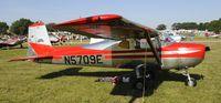 N5709E @ KOSH - EAA AIRVENTURE 2009
