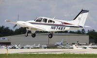 N6748Y @ KOSH - EAA AIRVENTURE 2009
