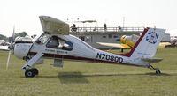N7080D @ KOSH - EAA AIRVENTURE 2009