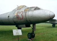 S3 - Ilyushin Il-28U MASCOT of the polish air force at the Muzeum Lotnictwa i Astronautyki, Krakow