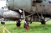 617 - Mil Mi-4ME Hound ASW-helicopter of the polish naval aviation at the Muzeum Lotnictwa i Astronautyki, Krakow - by Ingo Warnecke