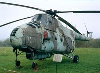 511 - Mil Mi-4A Hound of the polish air force at the Muzeum Lotnictwa i Astronautyki, Krakow - by Ingo Warnecke