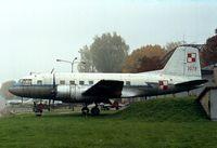 3078 - Ilyushin (VEB) Il-14S Crate at the Muzeum Lotnictwa i Astronautyki, Krakow - by Ingo Warnecke
