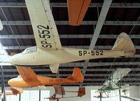 SP-552 - Instytut Szybownictwa IS-1 Sep bis at the Muzeum Lotnictwa i Astronautyki, Krakow