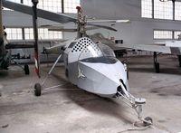 SP-GIL - Instytut Lotnictwa BZ-1 Gil at the Muzeum Lotnictwa i Astronautyki, Krakow