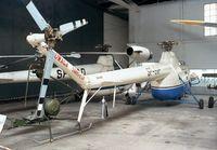 SP-SAP - Wytwornia Sprzetu Komunikacyjnego (WSK) SM-2 at the Muzeum Lotnictwa i Astronautyki, Krakow