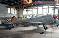 36 - Yakovlev Yak-11 at the Muzeum Lotnictwa i Astronautyki, Krakow - by Ingo Warnecke