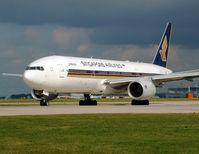 9V-SVJ @ EGCC - Singapore Airlines - by vickersfour