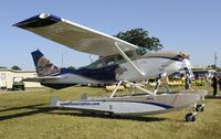 N7430N @ KOSH - EAA AIRVENTURE 2009