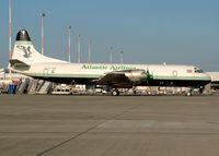 G-FIJR @ EGGP - Atlantic Airways - by vickersfour