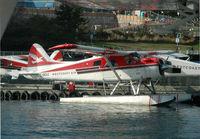 C-GOLC - Waiting for the next flight at Nanaimo Harbor - by Bob Grandolfo