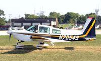 N70549 @ KOSH - EAA AIRVENTURE 2009
