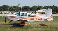 N74319 @ KOSH - EAA AIRVENTURE 2009