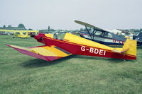 G-BDEI photo, click to enlarge