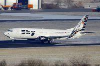 TC-SKD @ EDDR - Black Eagle rotates on departure
