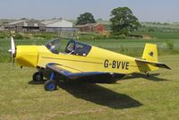 G-BVVE @ FISHBURN - Jodel D-112 at Fishburn Airfield, UK in 2006. - by Malcolm Clarke