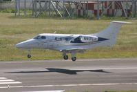 N917LJ @ TNCM - N917LJ landing at TNCM on runway 10 - by SHEEP GANG