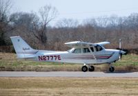 N2777E @ TVR - Touch and go at the Tallulah / Vicksburg airport. - by paulp