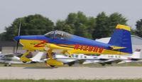 N129RV @ KOSH - EAA AIRVENTURE 2009