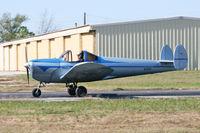 N3595H @ 52F - At Aero Valley (Northwest Regional)